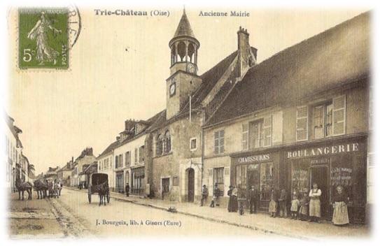 Vue-village-Carte-postale