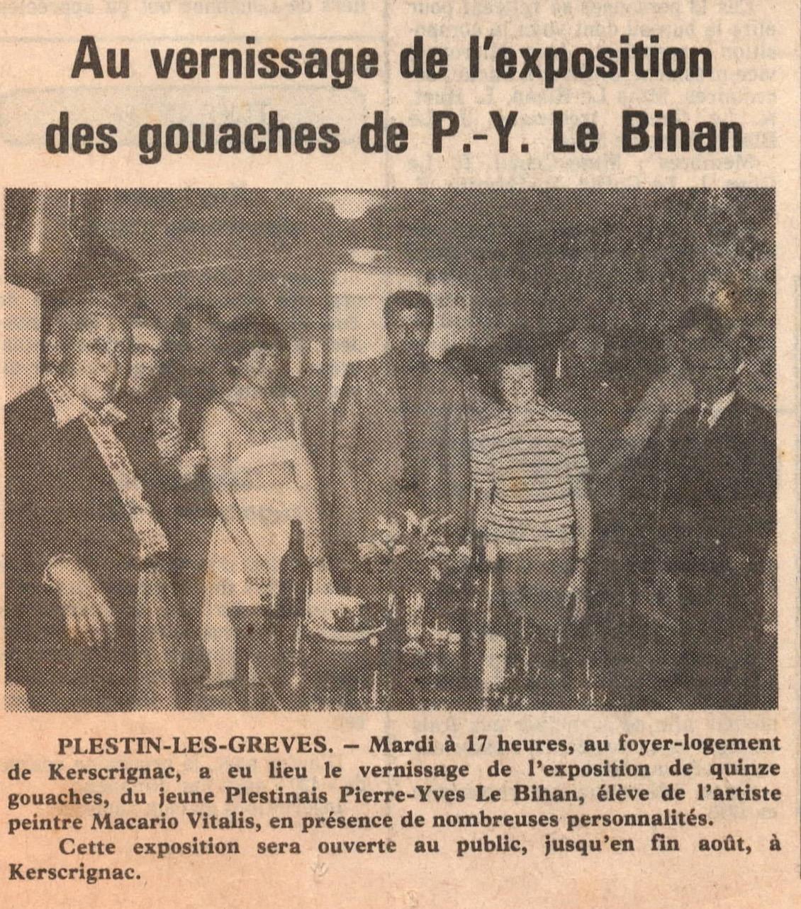 1978-1979-Inauguration-gouaches-PYLB