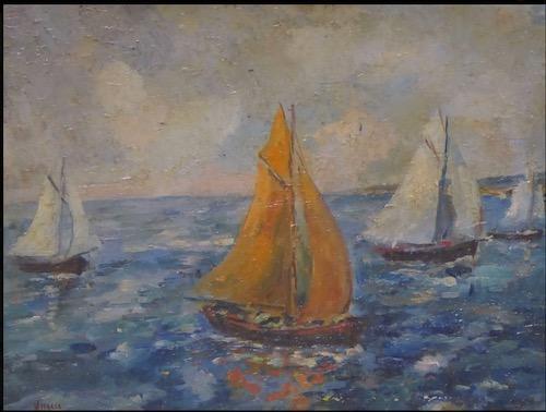 1930-10-Quatre-voiliers