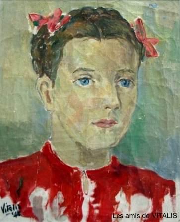 1948-4-Portrait-jeune-fille