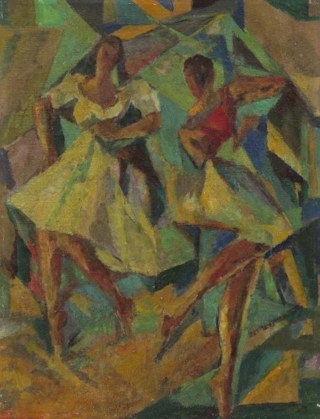 1950-1-Dancing-women-Femmes-dansant