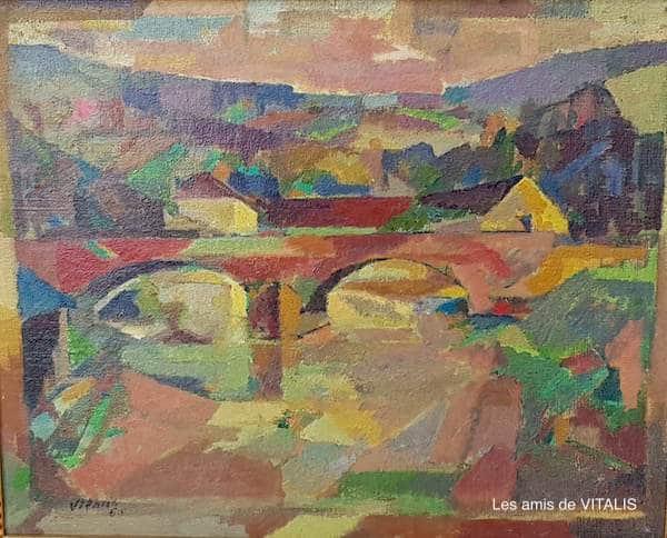 1950-13-Paysage-au-pont