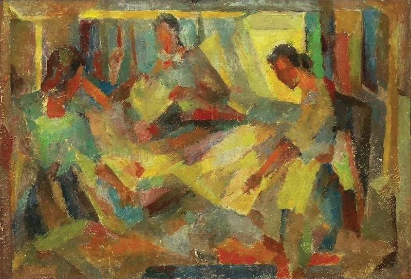 1953-5-Seamstresses