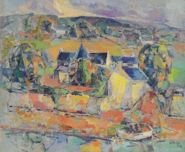 1958-8-Village-en-bord-de-riviere