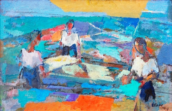 1959-4-Untitled-Les-blanchisseuses