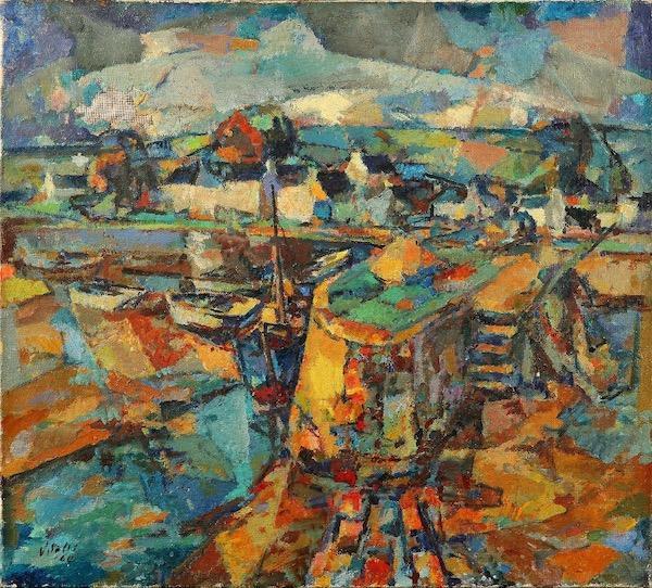 1960-4-Le-port-Cote-dazur