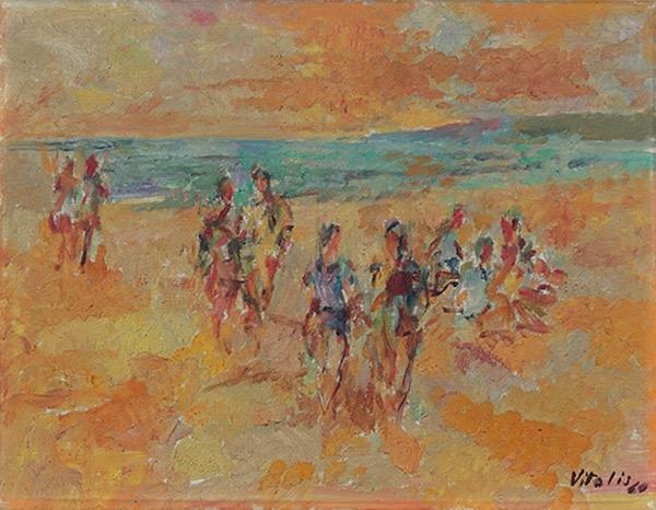 1960-6-Sur-la-plage
