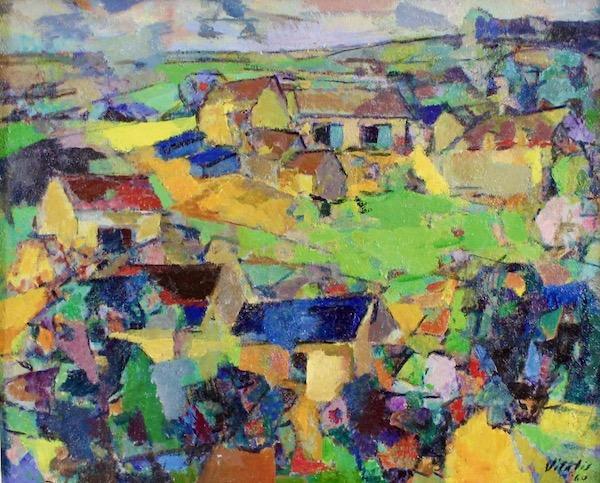 1960-7-Vue-de-village