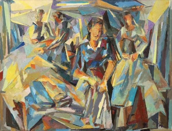 1963-3-Femmes-dans-un-intérieur