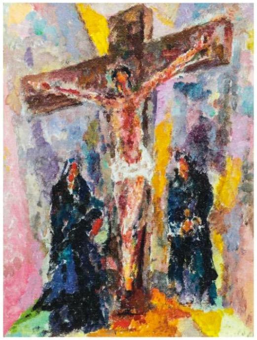 1963-8-Crucifixion