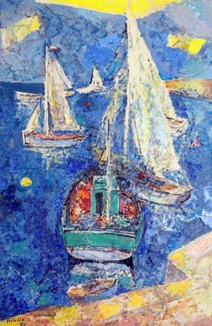 1975-12-Le-bateau-vert-Locquémau