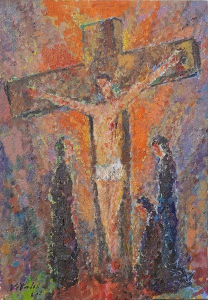1980-2-Crucifixion