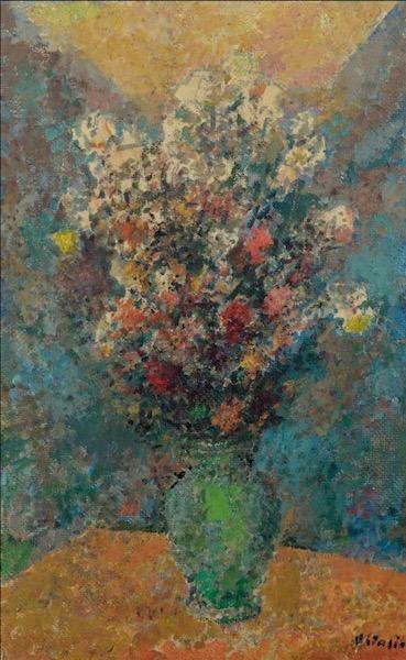 1983-4-Bouquet-de-fleurs-dans-une-vase