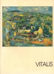 Page de couverture du catalogue de l'exposition rétrospective VITALIS en 1986